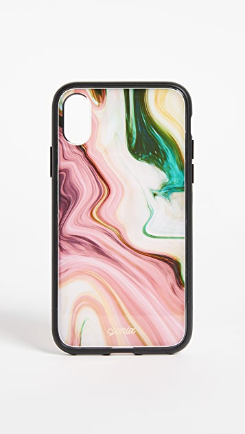 Sonix Agate Marble Luxe iPhone X Case