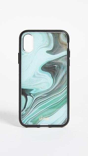 Sonix Jade Marble Luxe iPhone X Case