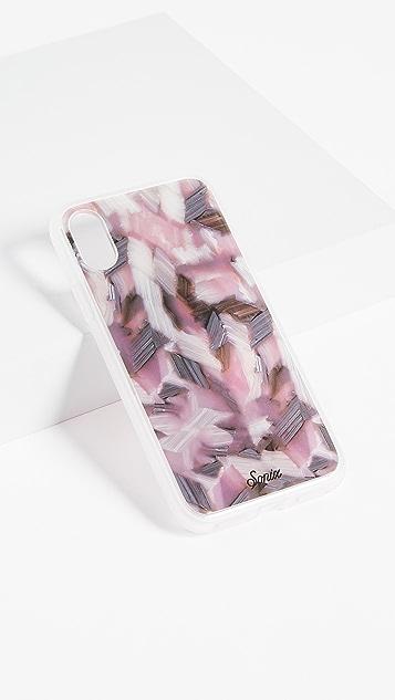 Sonix Pink Tortoise IPhone X Case