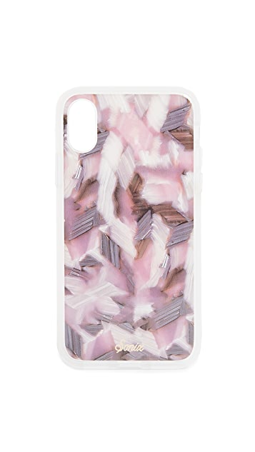 Sonix Pink Tortoise IPhone X Case