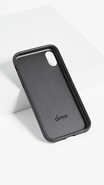 Sonix Leather IPhone X Case