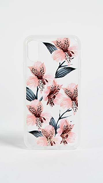 Sonix Tiger Lily iPhone X Case