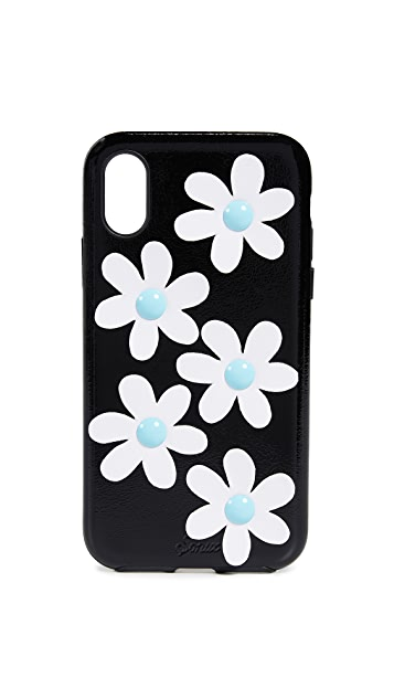 Sonix Patent Daisy Leather iPhone XS / X Case