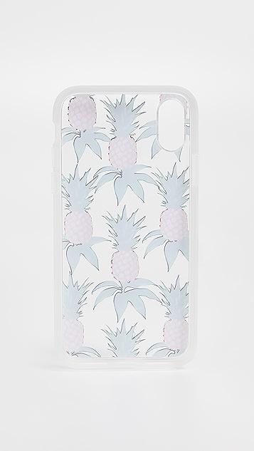 Sonix Pink Pineapple iPhone XS / X Case