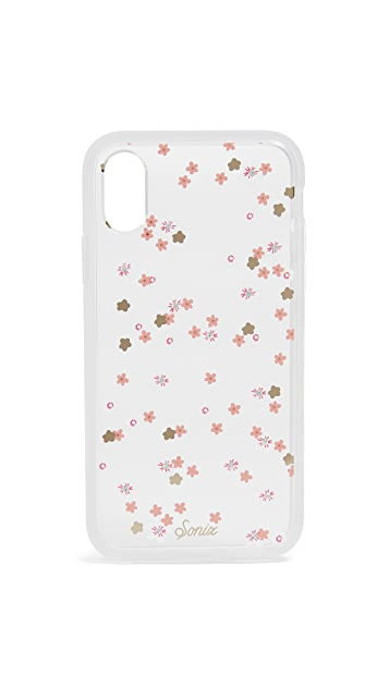 Sonix Rhinestone Floral Bunch iPhone XS / X Case