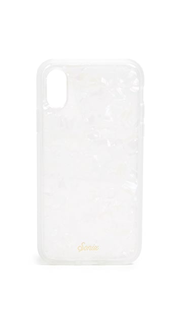 finest selection 1dc4b 33e90 Pearl Tort iPhone XS / X Case