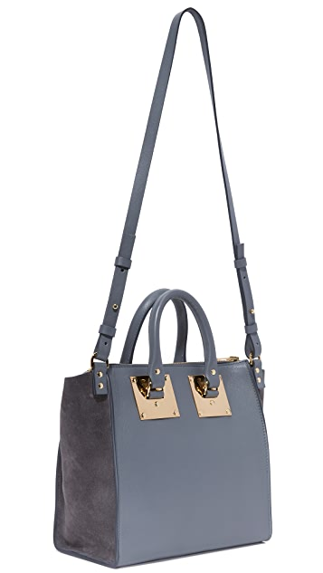 Sophie Hulme Medium N/S Tote with Gussets