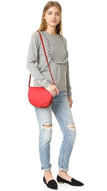Sophie Hulme Medium Saddle Bag