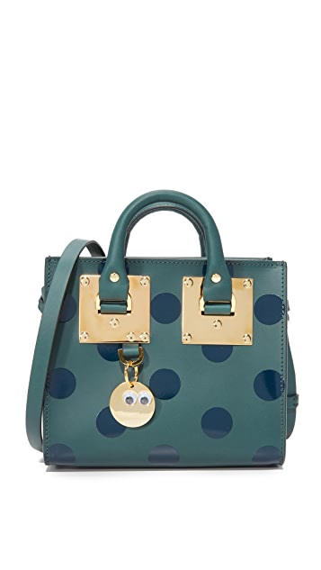Sophie Hulme Mini Box Tote Bag