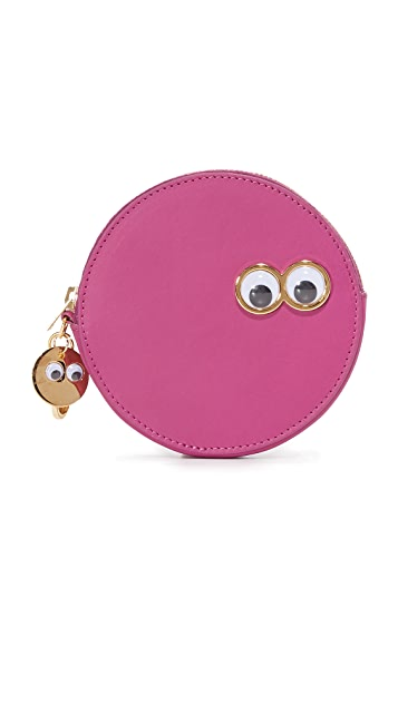 Sophie Hulme Frank & Penny Coin Purse
