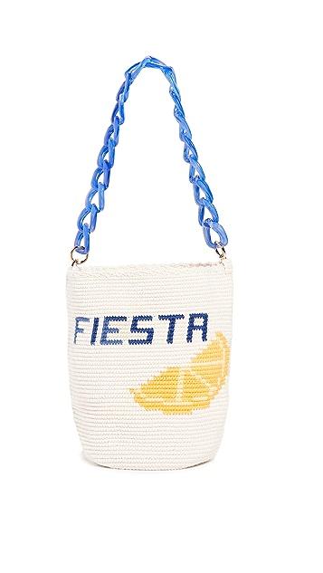 Soraya Hennessy Fiesta Siesta 中号水桶包