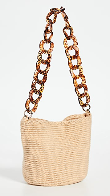 Soraya Hennessy Mini Bucket Bag