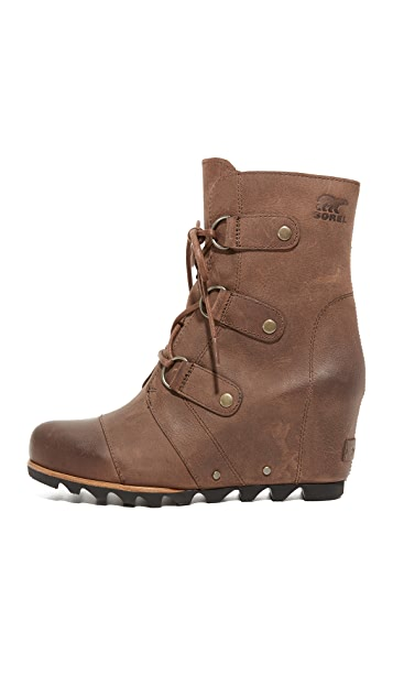 Sorel Joan of Arctic Wedge Booties