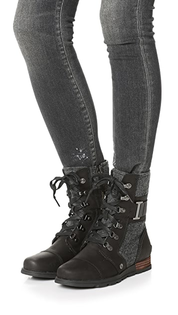 Sorel Major Carly Booties