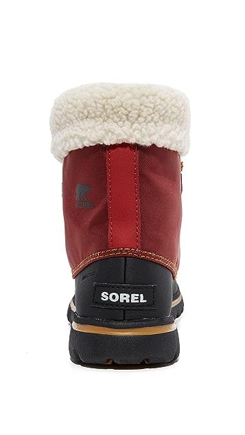Sorel Cozy Carnival Booties