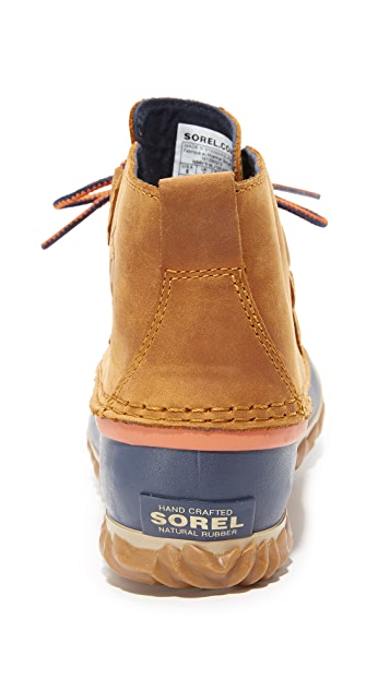 Sorel Out 'n About Booties