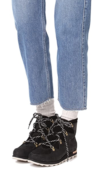 Sorel Sneakchic Alpine Booties