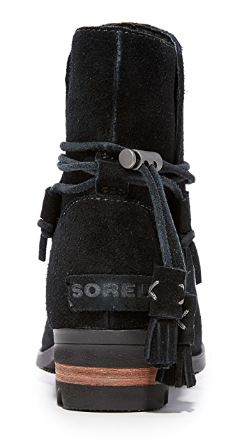 Sorel Farah Short Booties