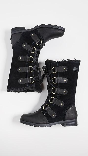 Sorel Emelie Lace Boots
