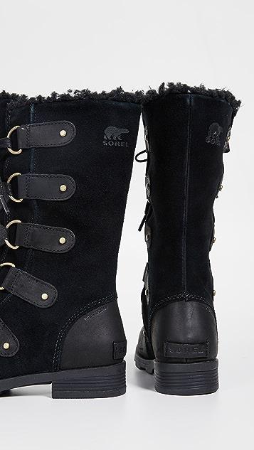 Sorel Emelie 蕾丝靴