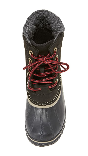 Sorel Slimpack II Lace Booties