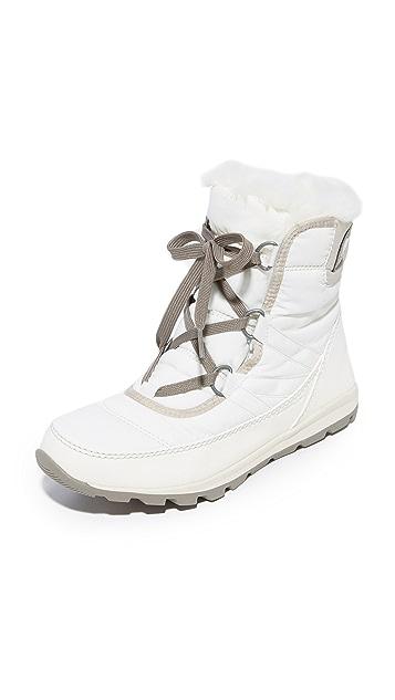 Sorel Whitney 蕾丝短靴