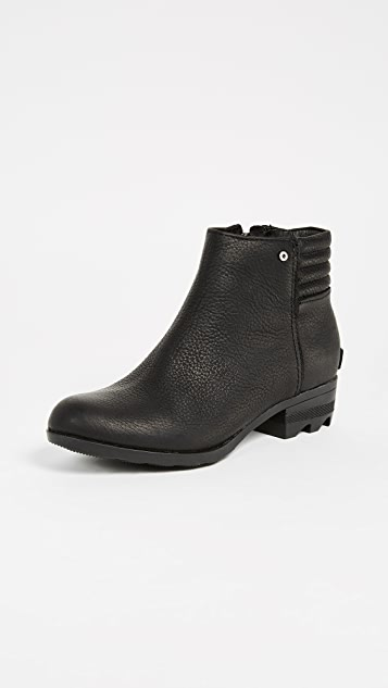 Sorel Danica Short Booties