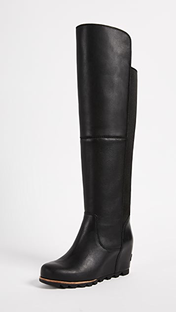 Sorel Fiona Knee Boots
