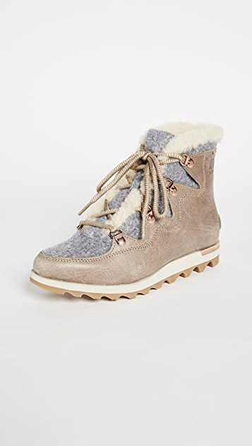 Sorel Sneakchic Alpine Holiday Boots