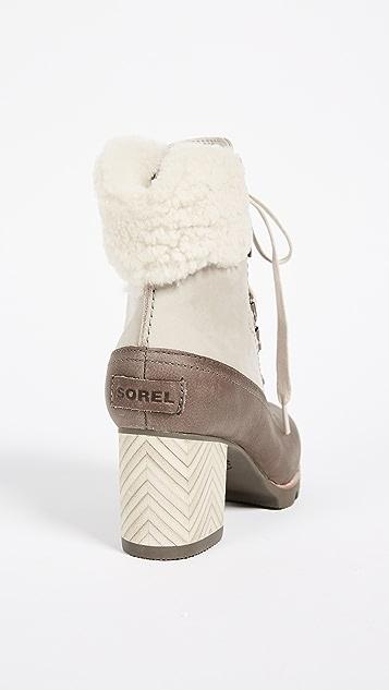 Sorel Jayne Luxe Booties