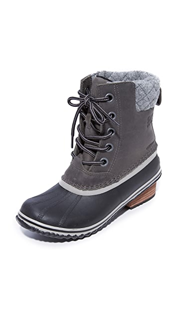 Sorel Slimpack Lace II Booties