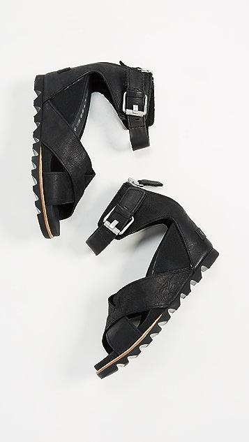 Sorel Joanie II Sandals