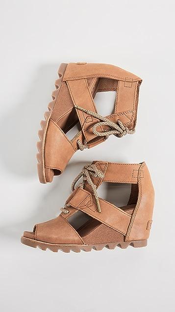 Sorel Joanie Lace Sandals