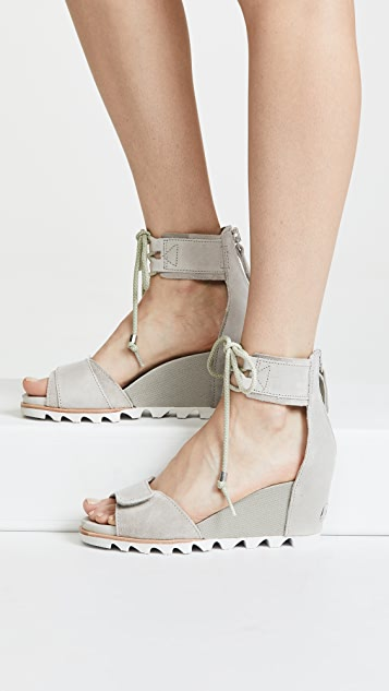 Sorel Joanie Ankle Lace Sandals