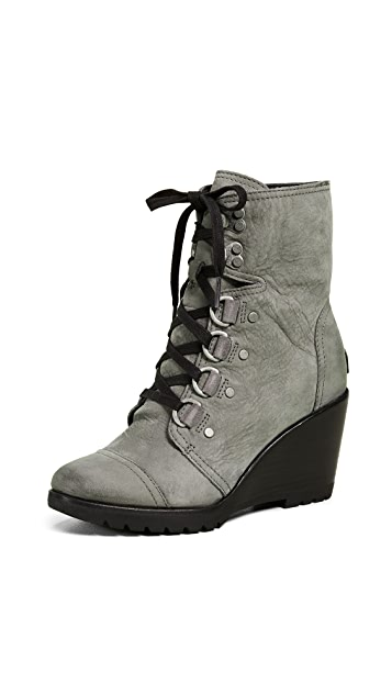 Sorel After Hours Lace Up Boots