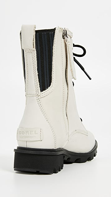 Sorel Phoenix Lace Up Boots
