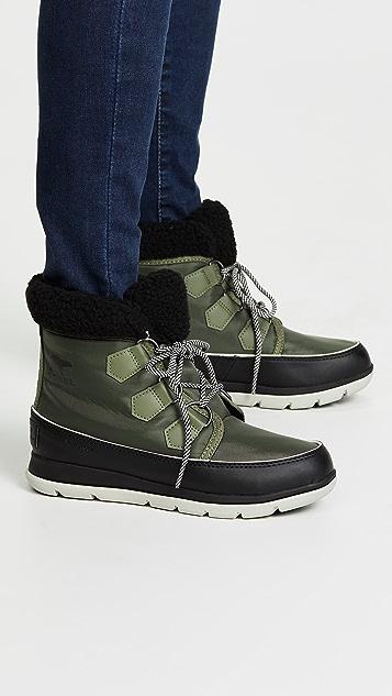 Sorel Sorel Explorer Carnival Boots Shopbop