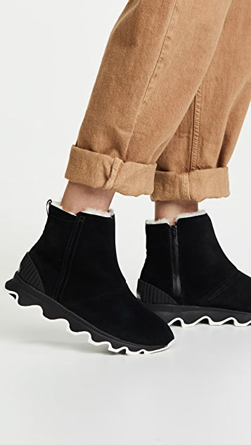 Sorel Kinetic Short Booties