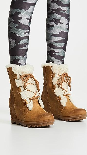 ec84950e78c ... Sorel Joan Of Arctic Wedge II Lux Boots ...