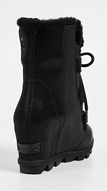 Sorel Joan of Arctic Wedge II Shearling Boots