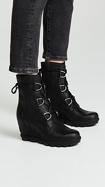fb60671db20 ... Sorel Joan of Arctic Wedge II Boots ...