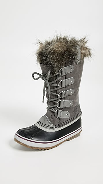 Sorel Joan of Arctic Faux Fur Boots