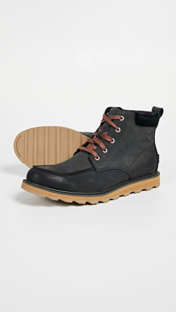 Sorel Madson Moc Toe Waterproof Boots