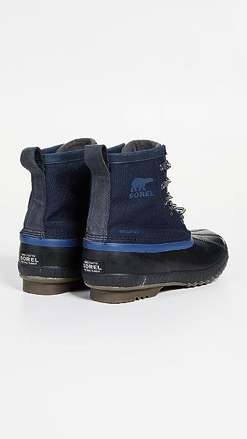 Sorel Cheyanne II Short Nylon Boots