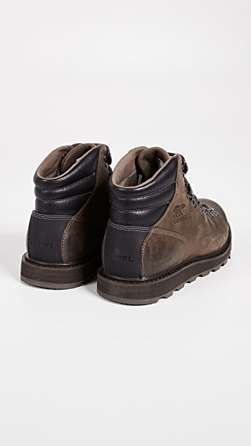 Sorel Madson Waterproof Hiker Boots