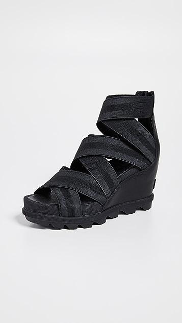 Sorel Joanie II Strap Sandals
