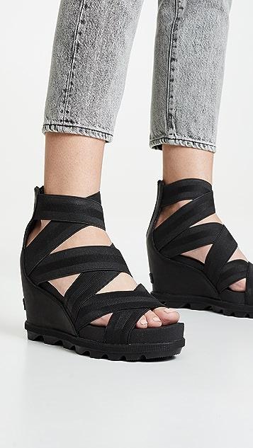 9702771c635 Sorel Joanie II Strap Sandals