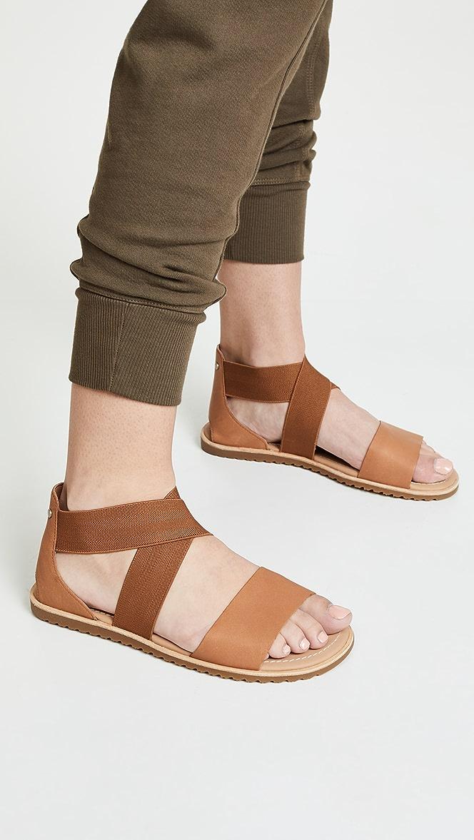 sorel ella sandals sale