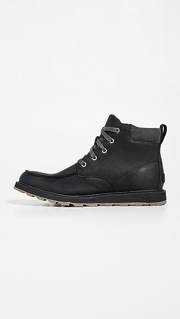 Sorel Madson Moc Toe Boots