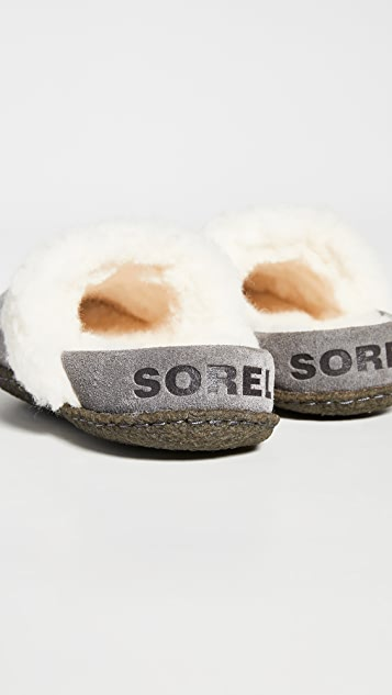 Sorel Nakiska Slides II Slippers